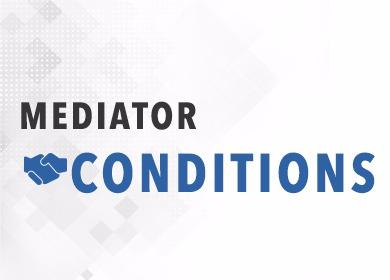 mediator conditions