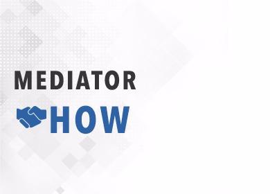 mediator how
